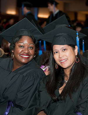 TUC CEHS grads
