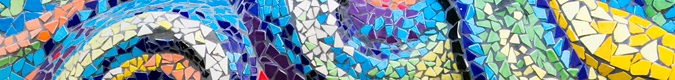 Mosaic Footer